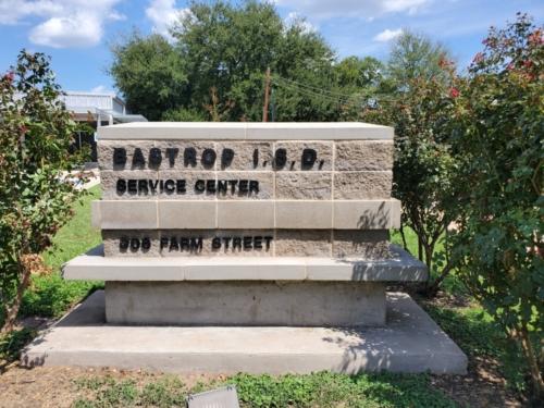 Bastrop ISD Service Center