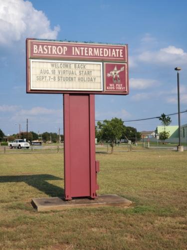 Bastrop Intermediate School