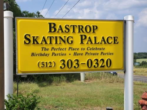 Bastrop Skating Palace