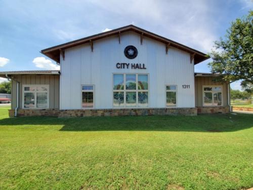 Bastrop City Hall