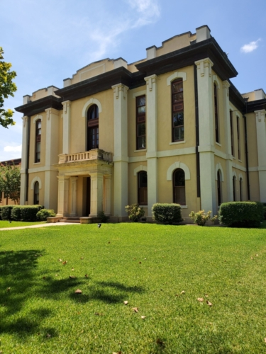 Bastrop Courthouse and Jail
