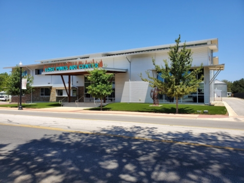 Lost Pines Art Center